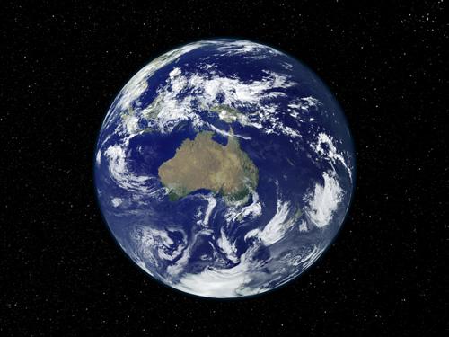 Image by Reto Stöckli / NASA